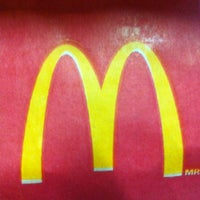 Photo taken at McDonald's by Matheus B. on 4/29/2013
