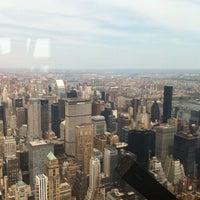 4/28/2013にMelissa B.がEmpire State Building 102nd Floor Observatoryで撮った写真