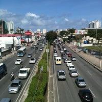 Photo taken at Avenida Fernandes Lima by Almir M. on 7/11/2013