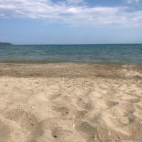 Photo taken at İğneada Plajı by Mehmet G. on 7/21/2018