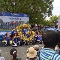 Photo taken at Gステージ by KURAU on 9/26/2015