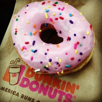 Photo taken at Dunkin' Donuts by Kasey C. on 6/7/2013