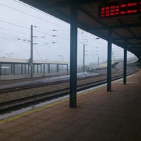 Photo taken at Estação de Cête by Marcos O. on 3/31/2013