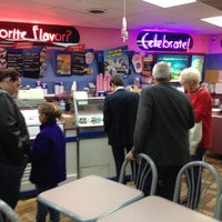 Photo taken at Baskin-Robbins by Mitch D. on 12/14/2012