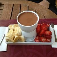 3/12/2013 tarihinde Feyza Ş.ziyaretçi tarafından Kahve Dünyası'de çekilen fotoğraf