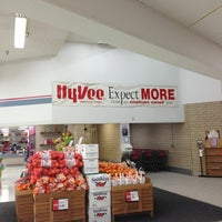 Photo taken at Hy-Vee by Dawn on 1/15/2013