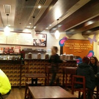 Photo taken at Max Brenner Chocolate Bar by Marina T. on 7/25/2016