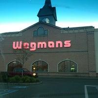Photo taken at Wegmans by Wayne J. on 11/6/2012
