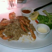 Photo taken at Landry's Seafood House by Ahmad J. on 10/14/2012