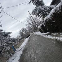 Photo taken at Yazlık by Gizem T. on 1/25/2018