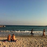 Photo taken at Black Sea by Sergey K. on 10/7/2012