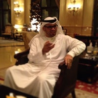 Photo taken at Lobby Lounge by Dr. Ali A. on 5/30/2013