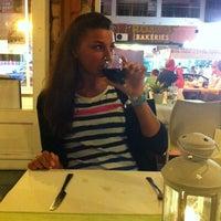 Photo taken at Island Affair Restaurant by Yana Y. on 10/14/2013