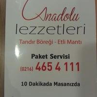 Photo taken at Anadolu Lezzetleri by Fatih K. on 1/5/2014