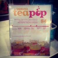 Photo taken at DAVIDsTEA by Romy Y. on 7/18/2013