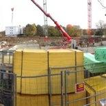 Photo taken at U Europaplatz by Michael B. on 11/8/2012