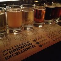 Photo taken at Gordon Biersch Brewery Restaurant by Jennifer G. on 1/9/2013