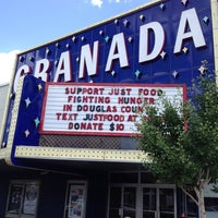 Photo taken at The Granada by Jennifer G. on 7/16/2013