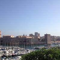 Photo taken at Novotel Marseille Vieux Port by Jennifer G. on 8/4/2013