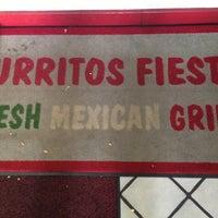 Photo taken at Oscar's Burritos Fiesta by Risa . on 10/4/2012