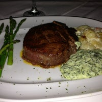 Photo taken at Mastro's City Hall Steakhouse by Franck C. on 1/26/2013