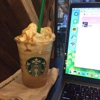 Photo taken at Starbucks by Mukmoon P. on 1/23/2017
