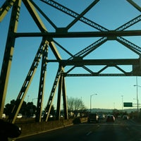 Photo taken at Oregon/Washington State Line by Jee S. on 12/30/2014