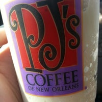 Photo taken at PJ's Coffee by Lori R. on 10/2/2012