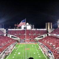 Photo taken at Ohio Stadium by Dustin S. on 10/7/2012