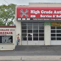 Photo taken at High Grade Auto Repair by High Grade Auto Repair on 8/28/2014