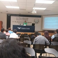 Photo taken at casa de la cultura juridica durango by Diego A on 10/31/2012