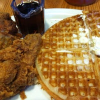Photo taken at Lo-Lo's Chicken & Waffles by Julie J. on 6/16/2013