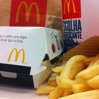 Photo taken at McDonald's by Júlio A. on 12/31/2012