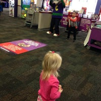 Photo taken at Chuck E. Cheese's by Veronica C. on 2/3/2015