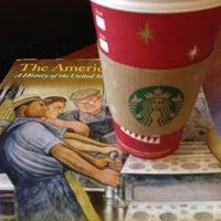 Photo taken at Starbucks by Kandice G. on 12/10/2012