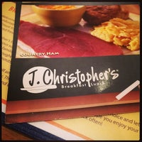 Photo taken at J. Christopher's by Andrea E. on 8/17/2014