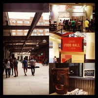 Photo taken at Ponce City Market by Andrea C. on 10/24/2015