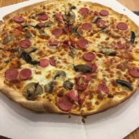 Photo taken at Domino's Pizza by Hikmet A. on 6/27/2017