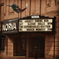 Photo taken at The NorVa by Andrew D. on 10/5/2012