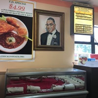 Photo taken at Delpit's Chicken Shack by Alice D. on 6/14/2017