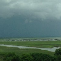 Photo taken at Isle Of Palms Bridge 517 by Danielle B. on 6/24/2013