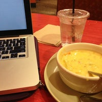 Photo taken at Panera Bread by Jessica C. on 3/13/2013