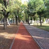 11/2/2012 tarihinde Gözde A.ziyaretçi tarafından Yoğurtçu Parkı'de çekilen fotoğraf