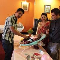 Photo taken at Sagarmatha Nepali Restaurant by Suman K. on 1/1/2014