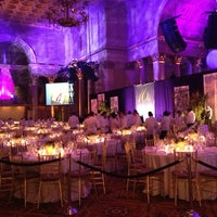 Photo taken at Cipriani Wall Street by Teri C. on 12/6/2012
