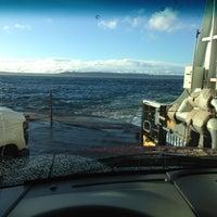 Photo taken at Edmonds-Kingston Ferry by Jeromy H. on 11/20/2012