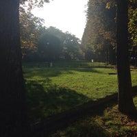 Photo taken at Jardin du Ranelagh by Luka G. on 9/24/2013