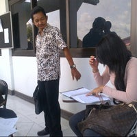 Photo taken at STIE-PI Makassar by nDyy t. on 11/18/2012