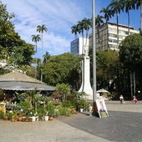 Photo taken at MetrôRio - Estação Largo do Machado by Nelson B. on 9/30/2012