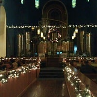 Photo taken at The Church Brew Works by Diana P. on 12/20/2012